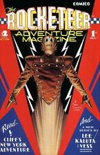 Rocketeer Adventure Magazine 1 Dave Stevens Bettie Page Lee Kaluta Vess NM