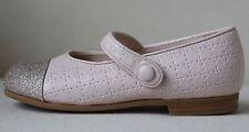 Dior Bebé Niños pink stardust Cuero lágrimas zapatos EU 23 UK 5