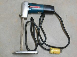 Used BOSCH 1575 Foam Rubber Saw Made In Germany 0601575034 GSG 300