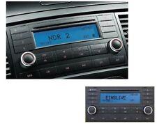 VW DELTA T5 Werks Original Autoradio CD für VW T5 Multivan VW Touareg 2DIN