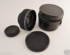 Kenlock video tele converter X1.5 lens