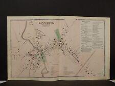 Maine/York County Map, 1872, Kennebunk Village, Z4#58