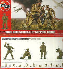 Airfix 04710 - A04710 WWII British Infantry Support Group - Soldaten 1:32