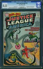 Brave and the Bold #28 CGC 4.0 1960 DC 1st Justice League!! H3 131 cm clean