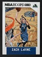 2015-16 Hoops #250 Zach LaVine - NM-MT