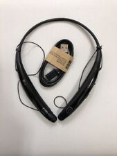 LG Stereo Headset HBS-770 Bluetooth Wireless Neckband - Black