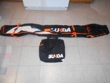 NEW SUKOA UNPADDED SKI BAG & BOOT BAG-LUGGAGE FOR SNOW TRAVEL GEAR-NEW