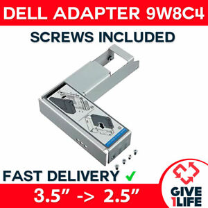 """DELL 9W8C4 ADAPTER 3.5"""" to 2.5"""" ADAPTER FOR F238F/KG1CH/651314 - SERVIDOR DELL"""