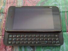 NOKIA N900 NSeries 32 GB smartphone con clavija de carga averiada