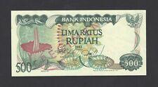 Indonesia 500 Rupiah  1982  P121 Specimen AUNC-UNC