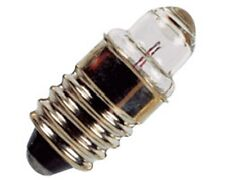 1 SupaLec MES Lens End Torch Bulb 2.5V Lighting Long Lasting