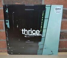 THRICE - The Illusion of Safety, LTD/500 COKE BOTTLE SPLATTER VINYL + Download