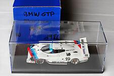 FPM, KIT, 1:43, BMW GTP, #19, BMW M TEAM, ANDRETTI, SEARS POINT IMSA 1986
