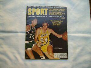 Sport Magazine March 1970 Jerry West