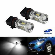 2 Ampoule P13W  15W LED Feux de Jour Lampe Blanc Mazda CX-5 Skoda Yeti 5L