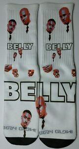 Custom Belly dry Fit socks gamma laney New York bred