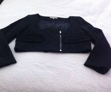 Business Cropped Coats & Jackets Regular Size for Women