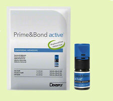 PRIME-BOND ACTIVE 4 ml DENTSPLY. ADHESIVO DENTAL ADHESIVE.
