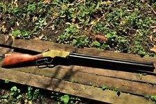 1860 Henry Lever Action Repeating Rifle - M1862 - Non-Firing Denix Replica