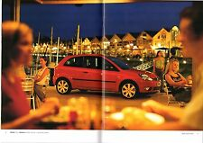 Ford Fiesta 2002-03 UK Market Sales Brochure Ghia Zetec LX Finesse 3-dr 5-dr