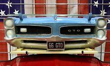 1966 Pontiac GTO Resin Wall Shelf, Blue