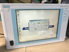 SIEMENS Simatic Touch Panel PC 670 6AV7614-0AB22-0BJ0 COMPLETE CLEAN FAST SHIP