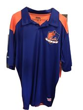 New York Mets Golf shirt nwot mens XL by stitches with Shield Logo