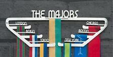 WORLD MARATHON MAJORS MEDAL DISPLAY HANGER
