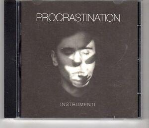 (HI563) Procrastination, Instrumenti - 4 track sampler - 2013 DJ CD