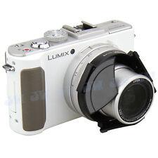 JJC Self-retaining Auto Open Close Lens Cap for Panasonic DMC-LX7 & Leica D-Lux6