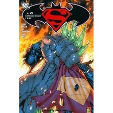 BATMAN / SUPERMAN 21 PLANETA DE AGOSTINI - NUOVO