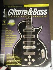 GITARRE & BASS 2009 # 9 - JET B.B. KING TEN YEARS AFTER JIMMY PAGE EAGLES MÖTLEY