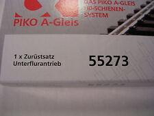 55273 PIKO Zurüstsatz Unterflur-antrieb H0