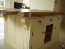 Hand made bespoke kitchen centre island work station