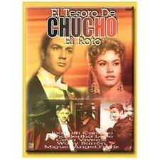 El Tesoro De Chucho Roto (DVD, 2003) Joaquin Cordero