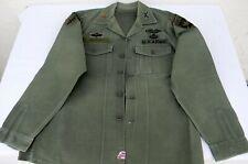 Vietnam War Special Forces OG-107 Uniform Group