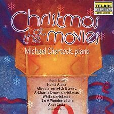 Michael Chertock - Christmas At The Movies [CD]