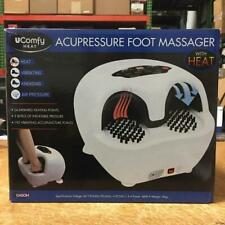 uComfy Acupressure Foot Massager with Heat, Vibrating, Kneading, Air Pressure