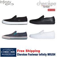 Cherokee Workwear INFINITY RUSH Men's Athletic Work Vulcanized Footwear Shoe