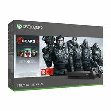 Microsoft Xbox One X 1TB Gears 5 Bundle