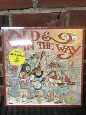 Old In The Way Lp Jerry Garcia Vinyl Sealed New