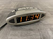 ACU-RITE Digital Alarm Clock with  INTELLI-TIME Technology (13027A1)
