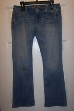 Junior Girls Denim Arizona Pants Size 11