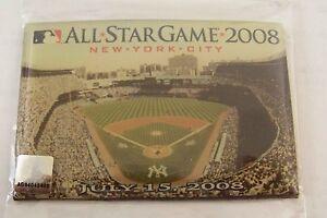 2008 MLB All-Star Game Yankee Stadium photo magnet - yellowed