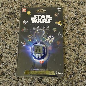 STAR WARS R2-D2 TAMAGOTCHI Holographic Version Bandai | IN HAND