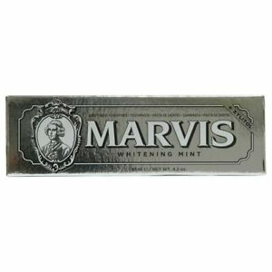 Marvis Whitening Mint Toothpaste 85ml Boxed