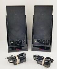 Rocketfish RF-WS01 Wireless Speakers Set with Power Supplies