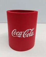 Coca-Cola Rigid Koozie - FREE SHIPPING
