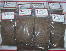 10-1 lb Bags  Hand Parched Hand Picked 100% Natural Lake Wild Rice