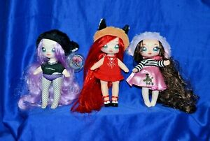 Na! Na! Na! Surprise Fashion Dolls  Lot of 3 Dolls By MGA Entertainment